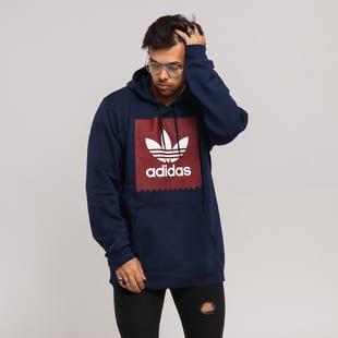 c341d55817de6 Sweatshirt   Hoodie adidas Originals Solid Bb Hood (DH3877)– Queens 💚
