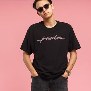 Pink Dolphin Paradise Script Tee
