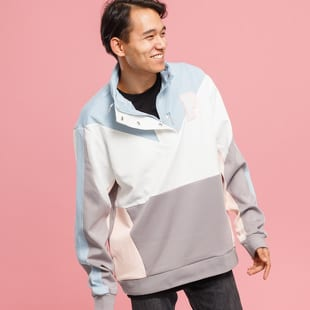 Pink Dolphin Bold Track Half Zip