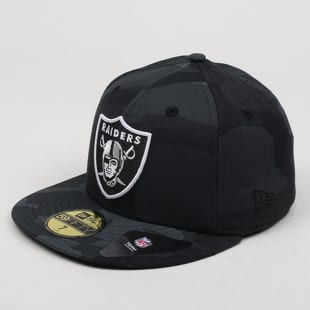 New Era 5950 NFL Essential Camo Raiders