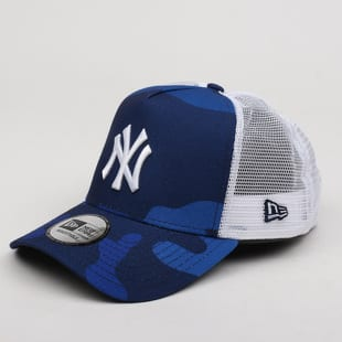 New Era 940 Camo Color Trucker NY