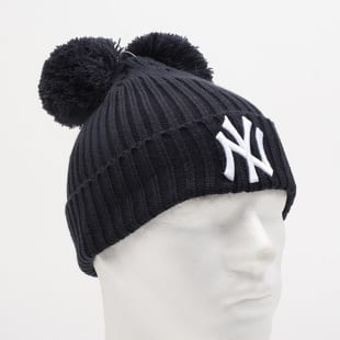 New Era Double Pom Cuff Kids NY