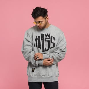 Mass DNM Crown Crewneck