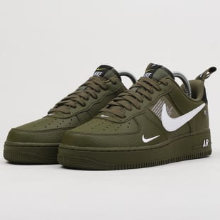 air force 1 utility olive