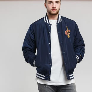 New Era NBA Team Apparel Bomber Cavaliers