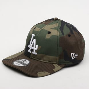 New Era 920 MLB Camo Packable LA