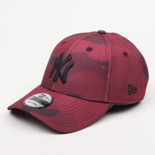 New Era 940 MLB Camo Color NY