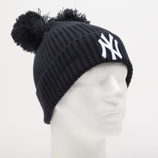 New Era Double Pom Cuff Womans NY