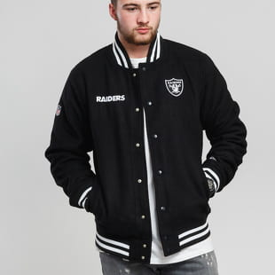 New Era NFL Team Apparel Bomber Raiders