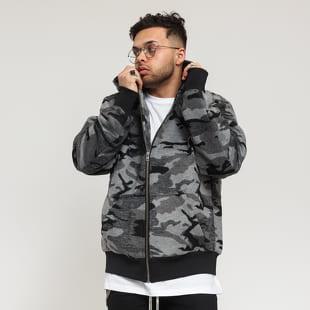 Urban Classics Camo Zip Jacket