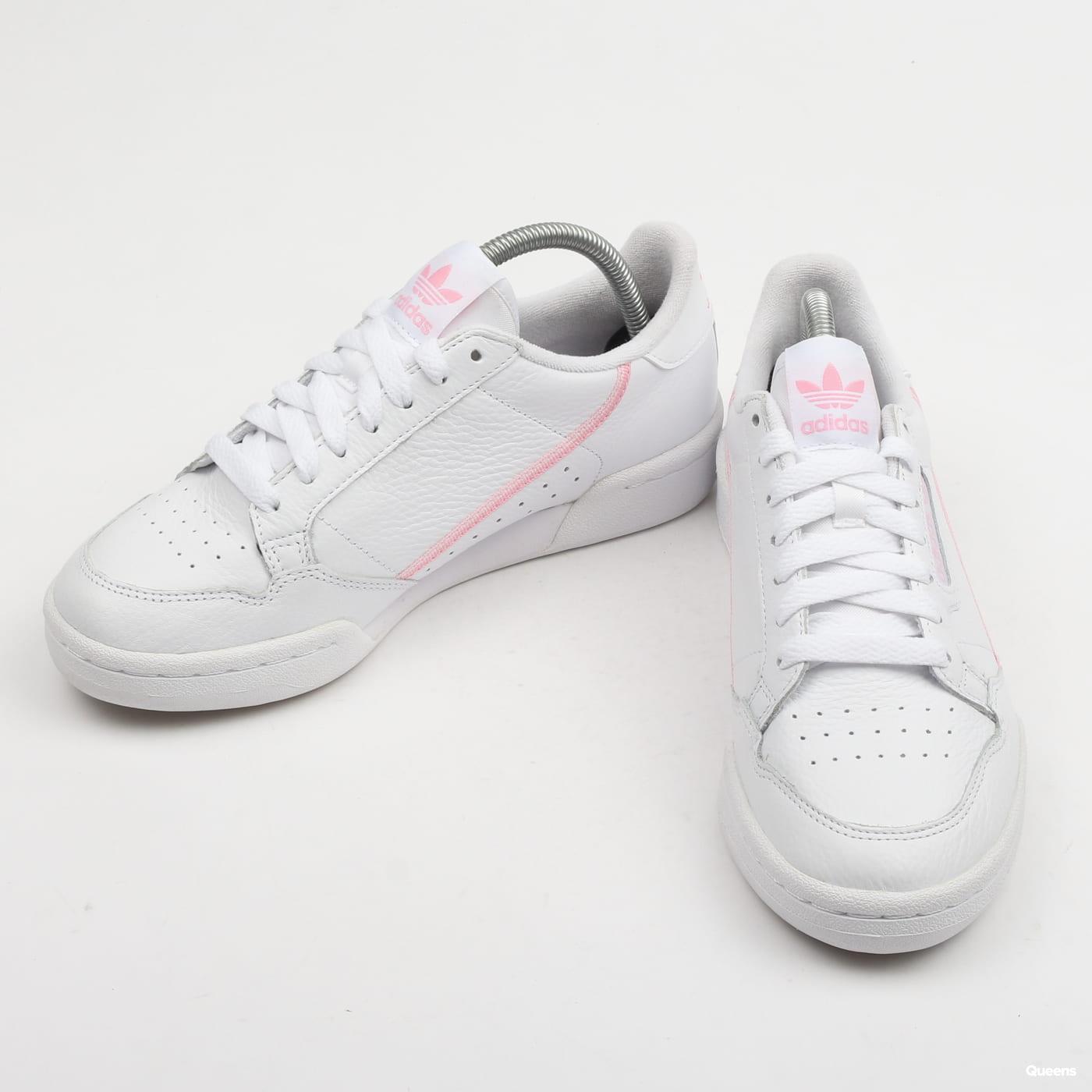 adidas Originals Continental 80 W ftwwht / trupnk / clpink