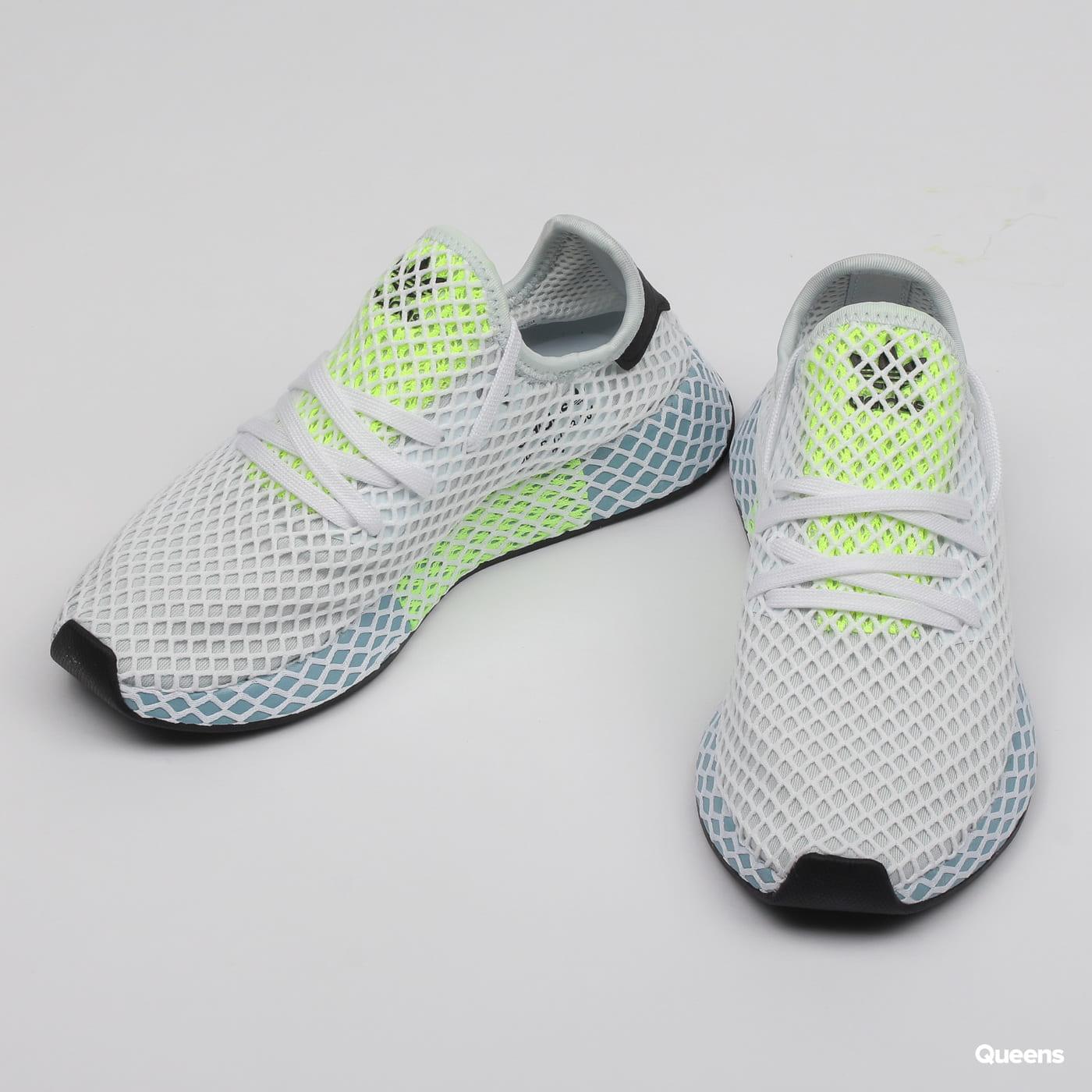 f784929a7f617 Zväčšiť Zväčšiť Zväčšiť Zväčšiť Zväčšiť. adidas Originals Deerupt Runner W  blutin / ashgre / hireye