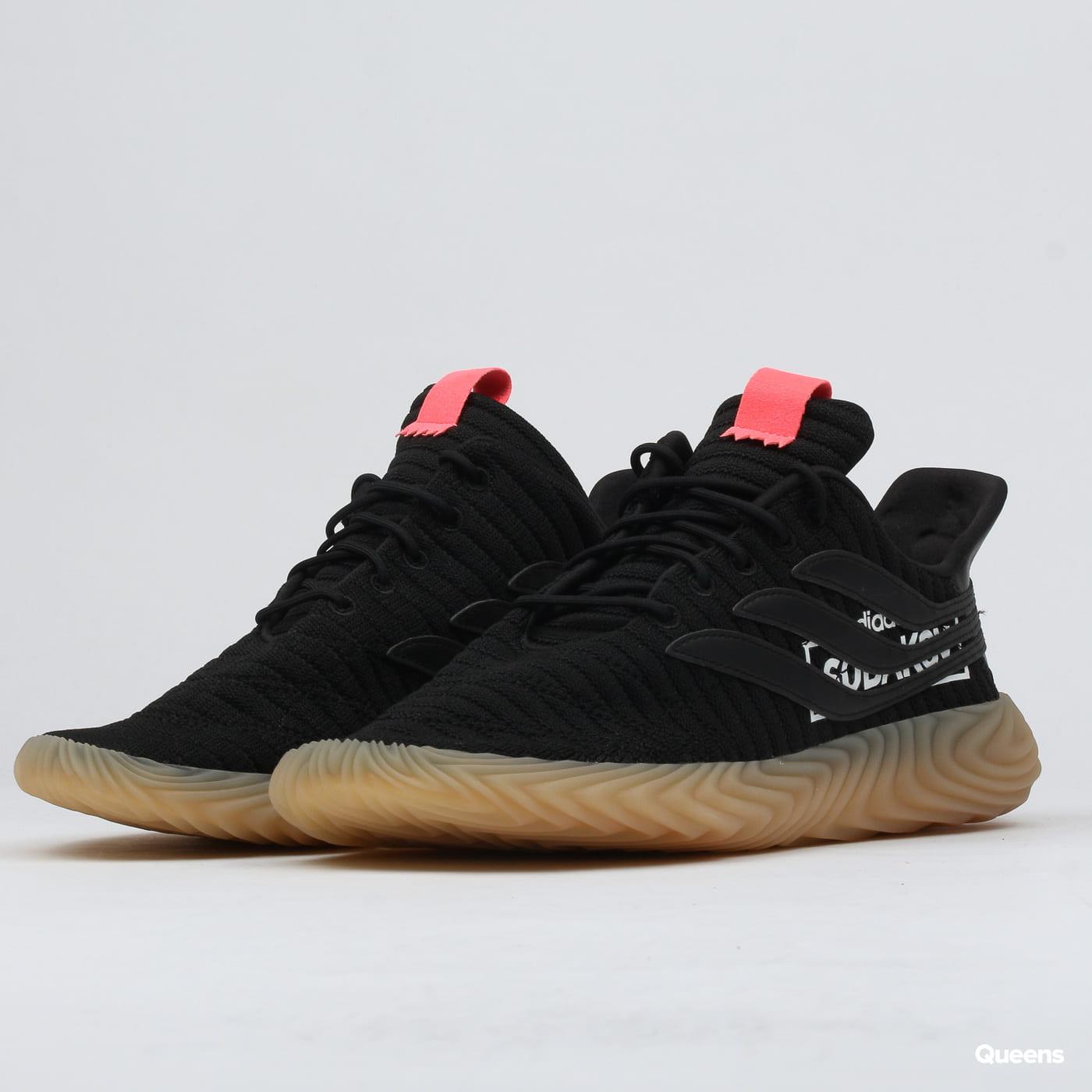 adidas Originals Sobakov cblack cblack flared