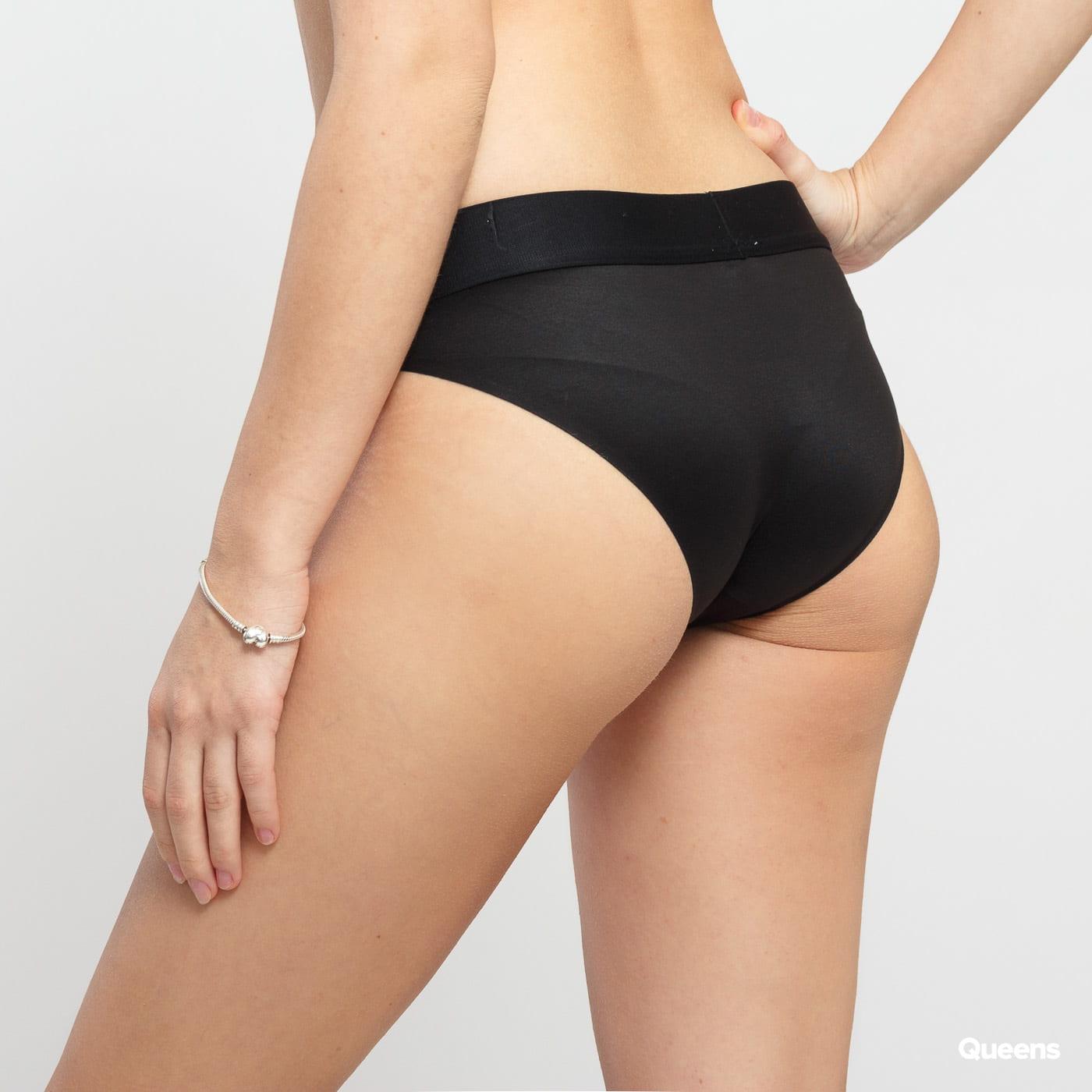 Calvin Klein Bikini - Slip čierne / modré