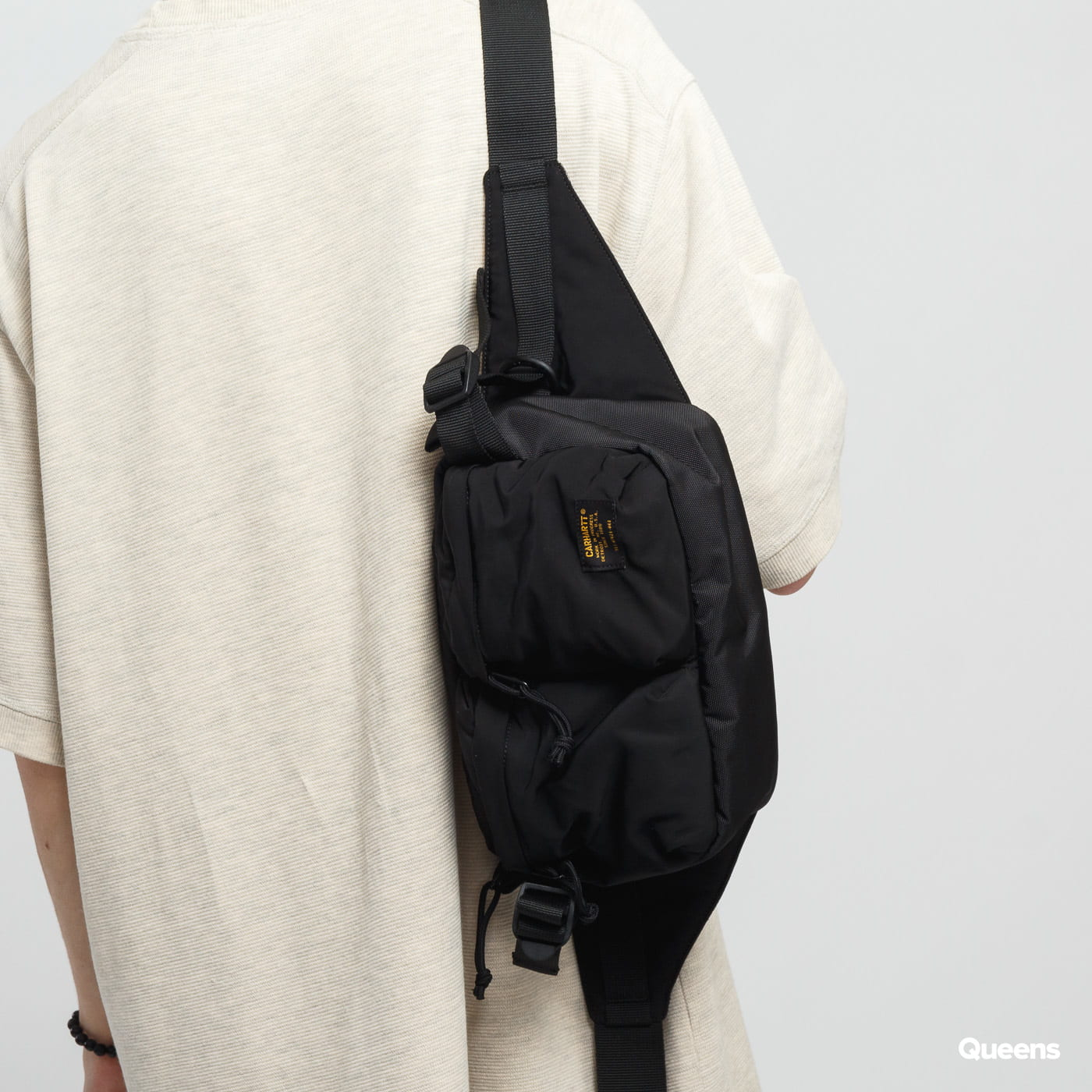 Carhartt WIP Military Hip Bag schwarz