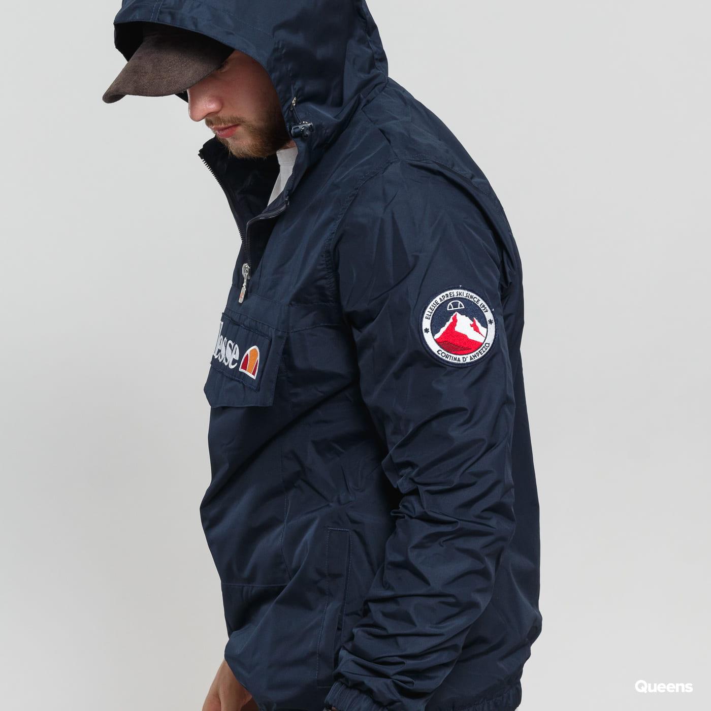 ellesse Mont 2 OH Jacket navy