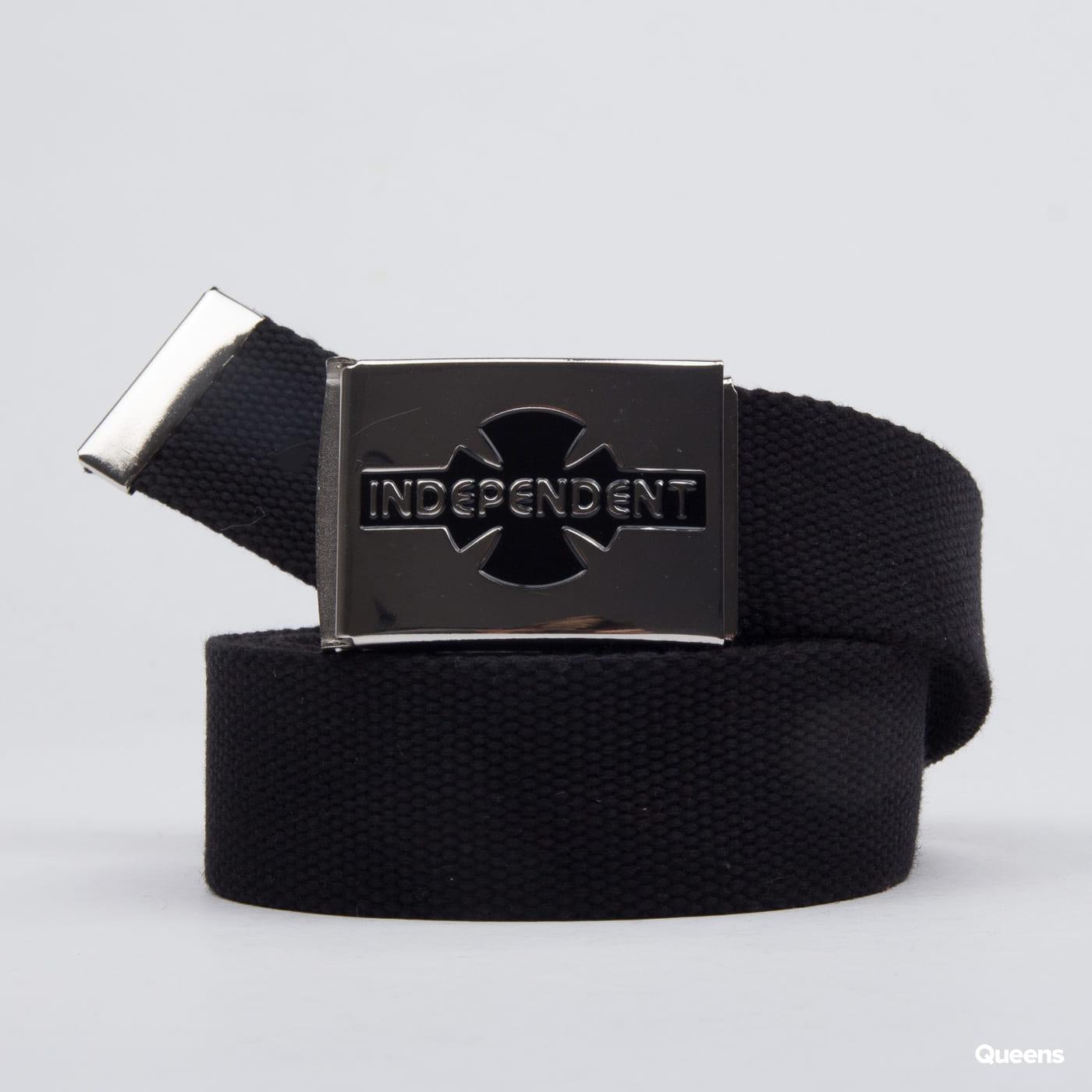 INDEPENDENT Clipped Belt schwarz