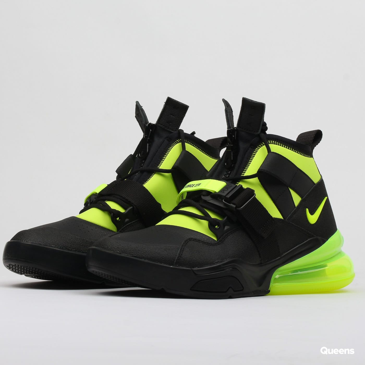 Boty Nike Air Force 270 Utility (AQ0572-001) – Queens 💚 4cfddbc576
