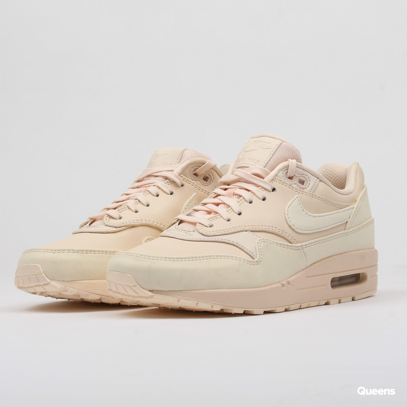 cb48a33c6f Nike WMNS Air Max 1 LX guava ice / guava ice - guava ice (917691-801) –  Queens 💚
