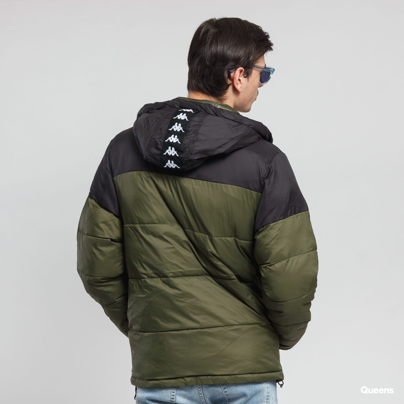 029472c7f1 Men Winter Jacket Kappa Banda Aochi olive / black (30316M0 916 ...