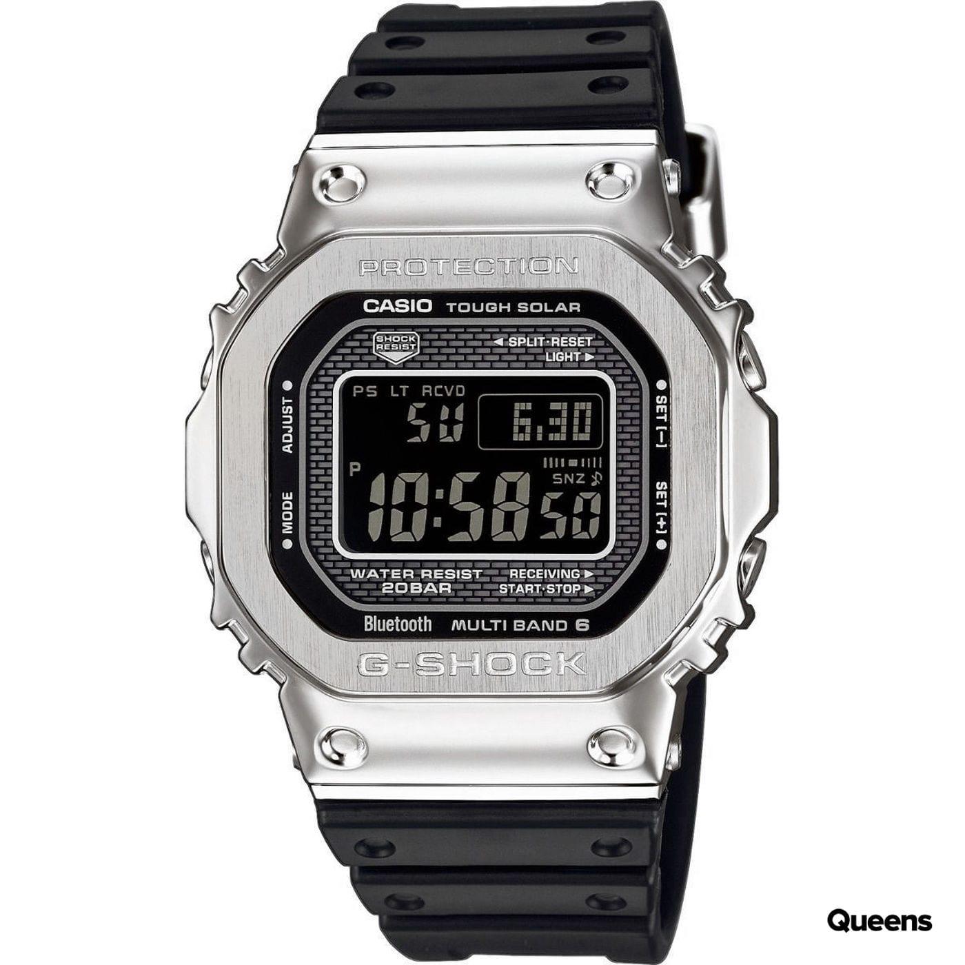 Casio G-Shock GMW-B5000-1ER strieborné