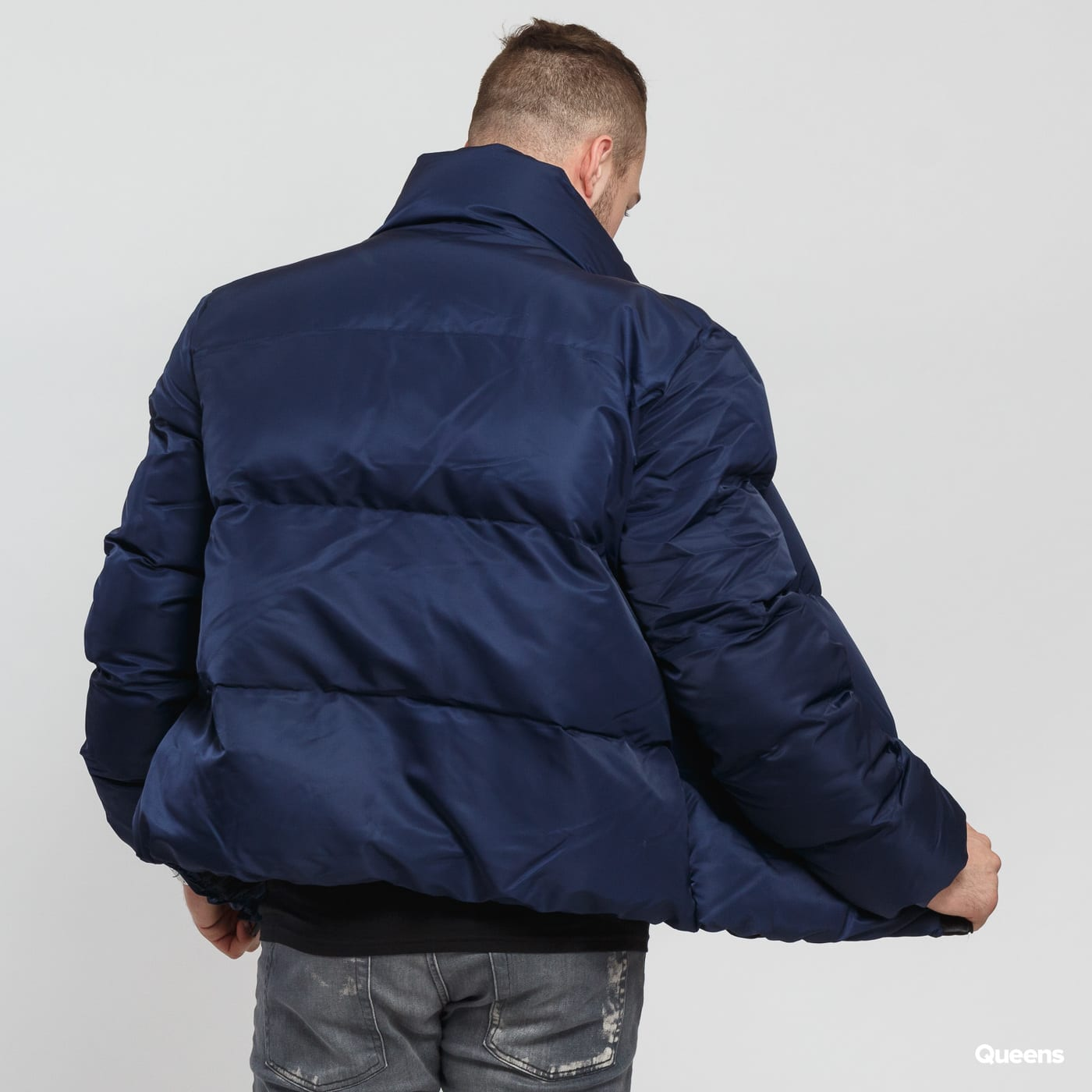 Daily Paper Core Puffer navy