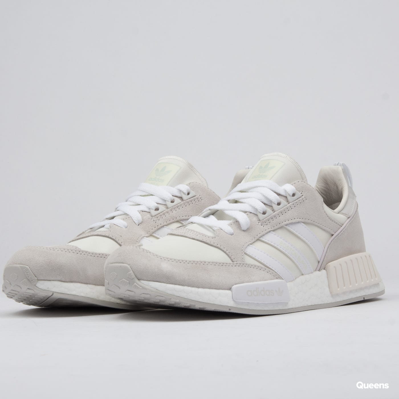 db26ad7c284 adidas Originals BostonsuperxR1 white / grey