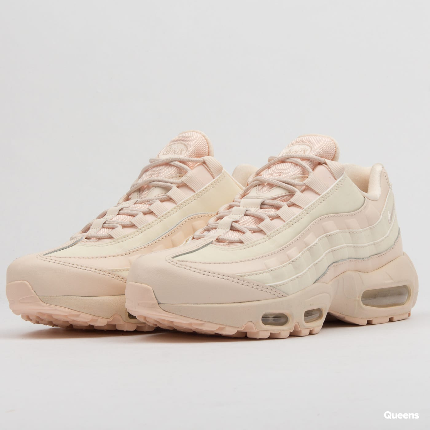 40f4a3db25 Nike WMNS Air Max 95 LX guava ice / guava ice - guava ice (AA1103-800) –  Queens 💚