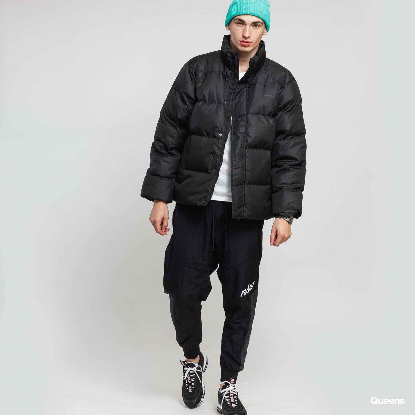 Pánská zimní bunda Carhartt WIP Deming Jacket (I025113.89.00.03) – Queens 💚 7ce86dfd00e