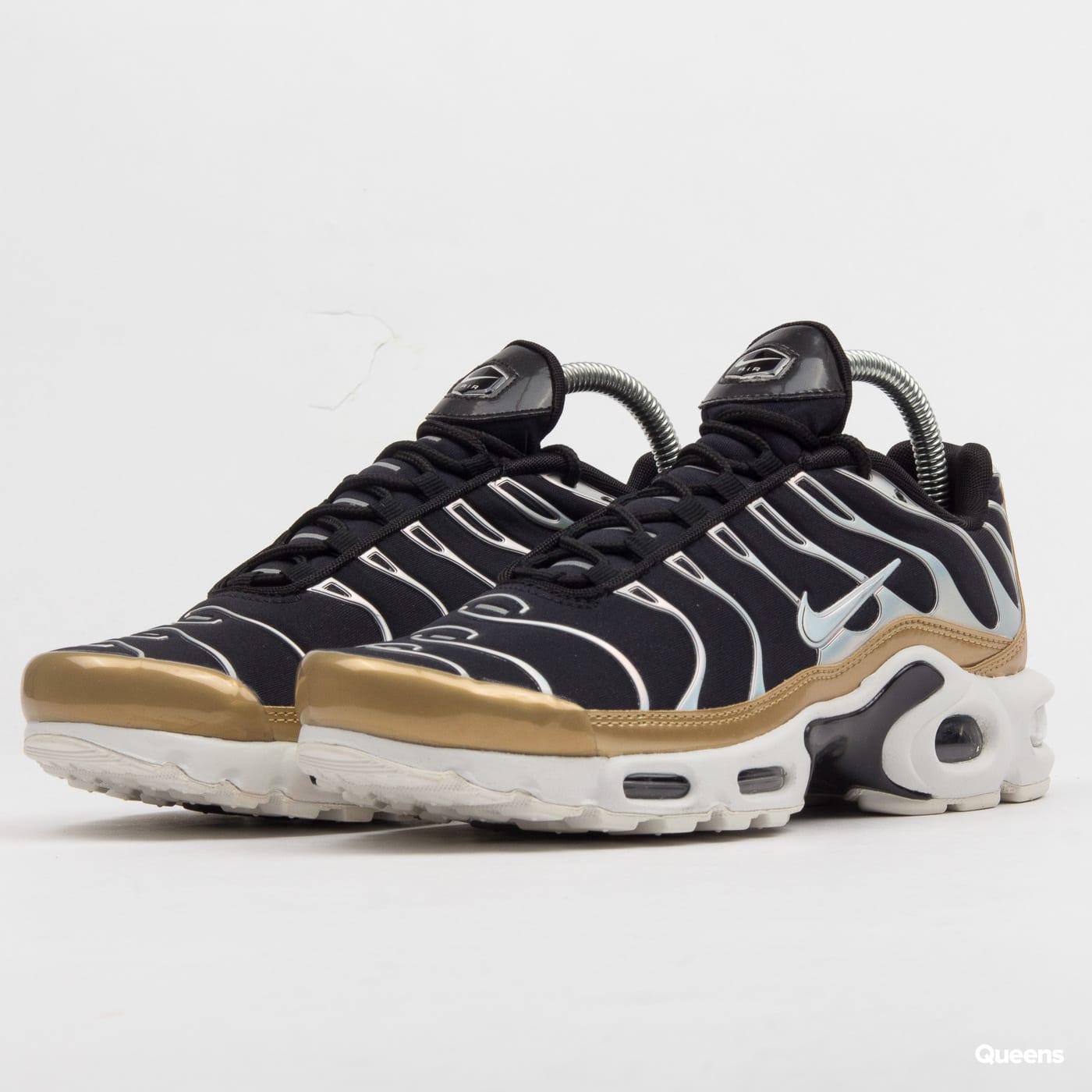 billig Nike Air Max Plus 605112 055 Shoes Black Nike Air Max