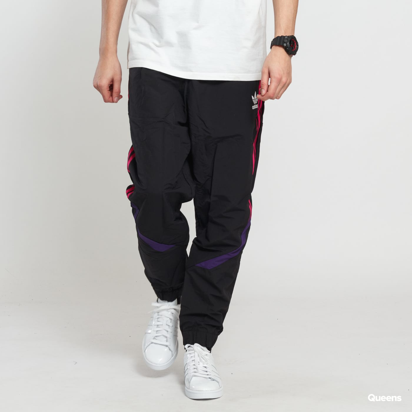 13e6af492 Track Pants adidas Originals Sportive Trackpant black (EJ0951) – Queens 💚