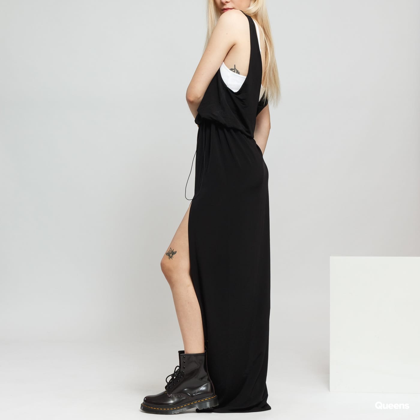 ODIVI Long Dream Dress black