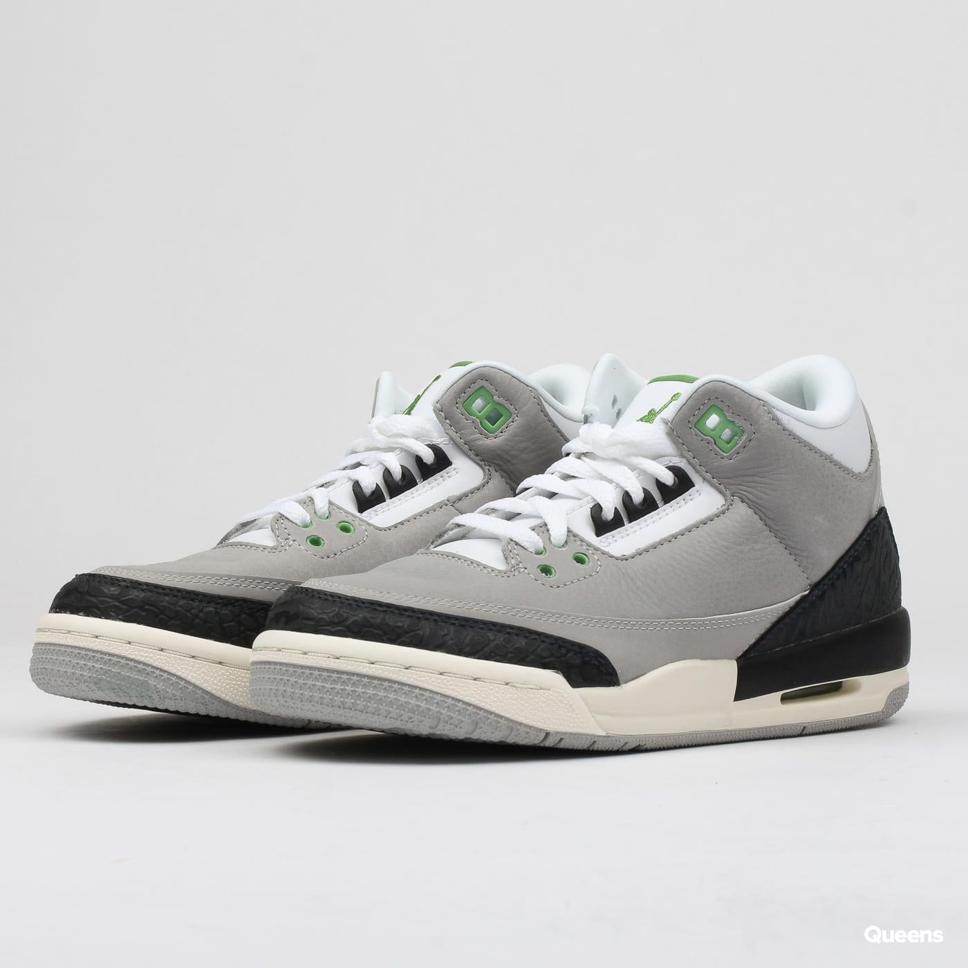 newest collection 323a8 e561f Jordan Air Jordan 3 Retro (GS) (398614-006)– Queens 💚