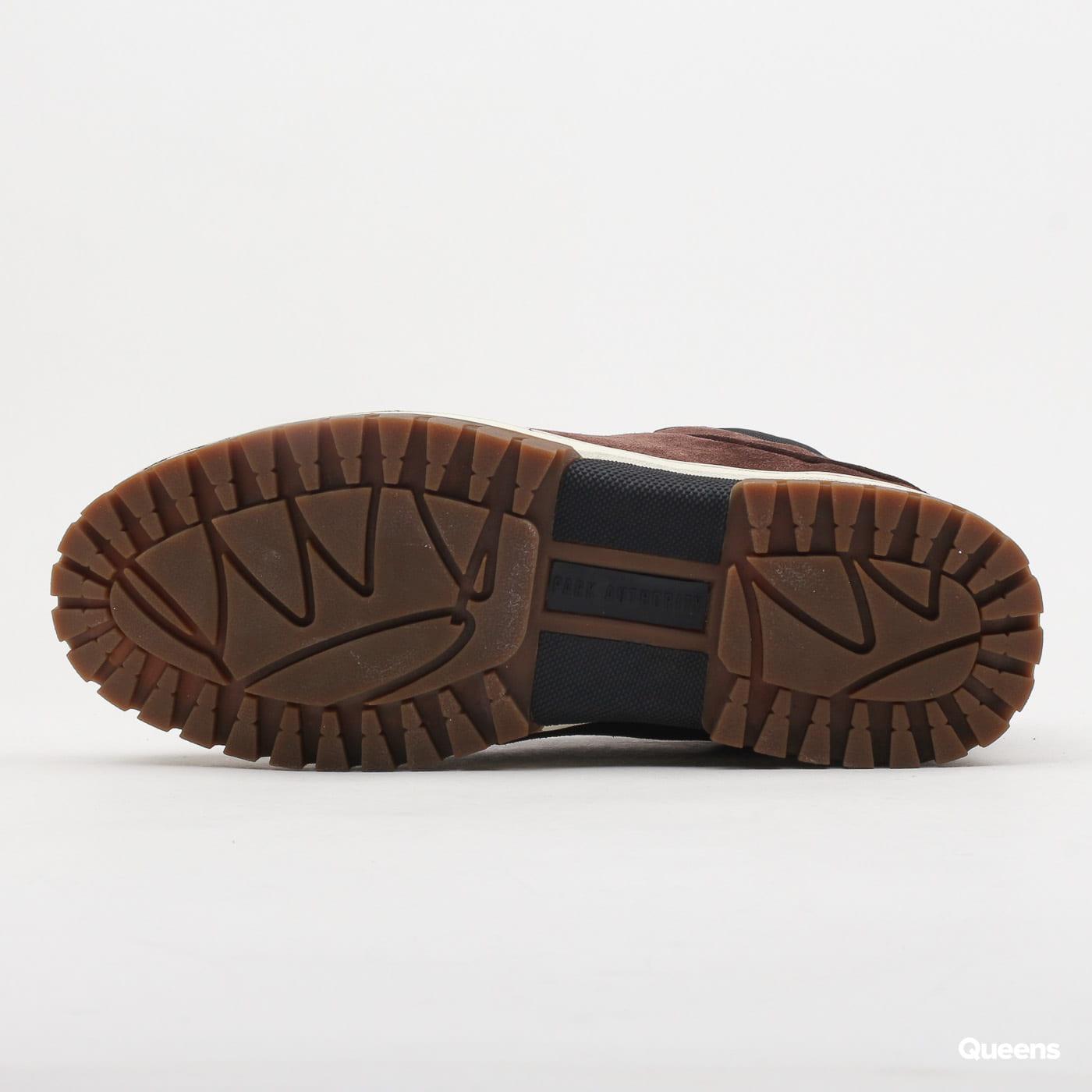 K1X H1KE Territory Superior dark brown / black / dark gum