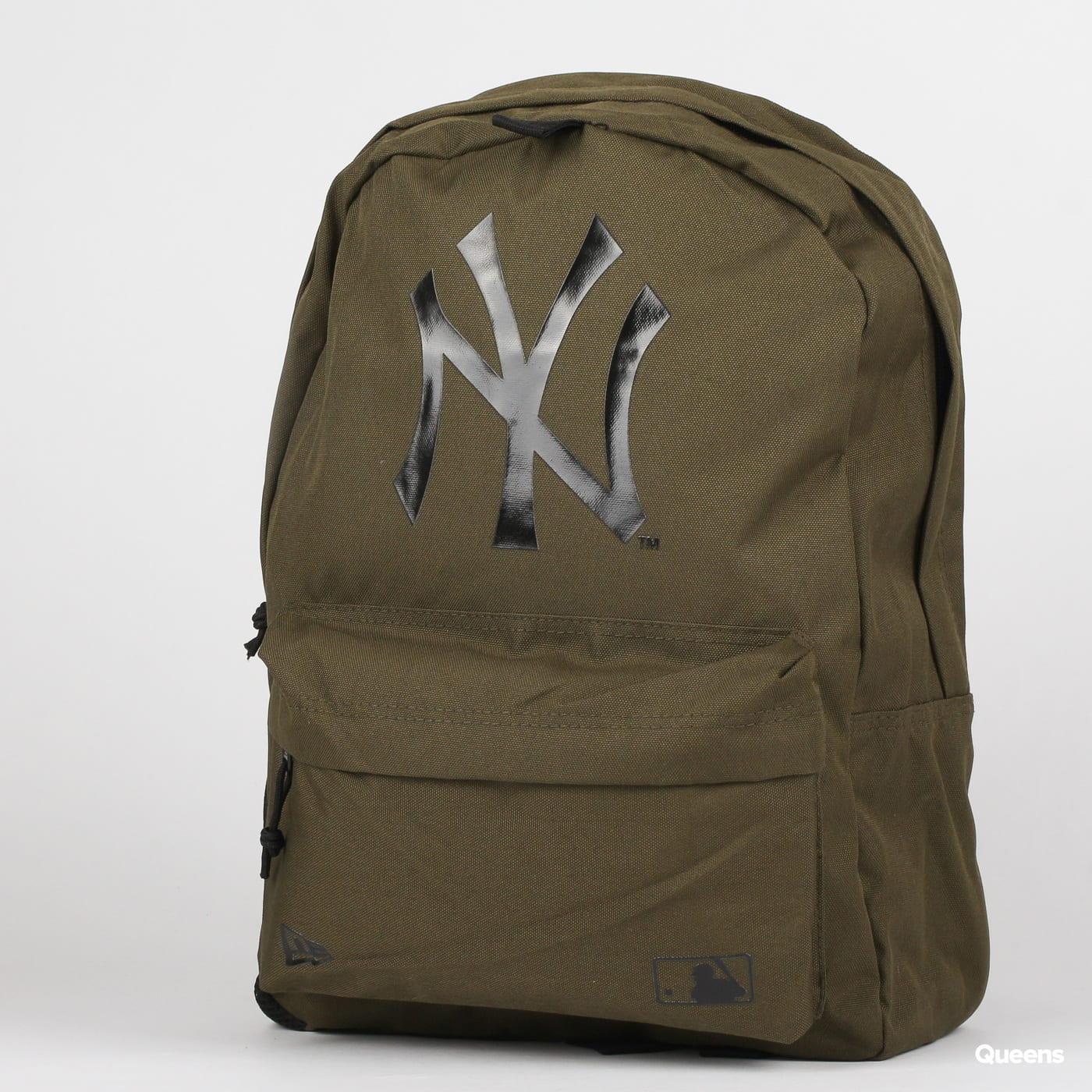 New Era MLB Stadium Pack NY olivový