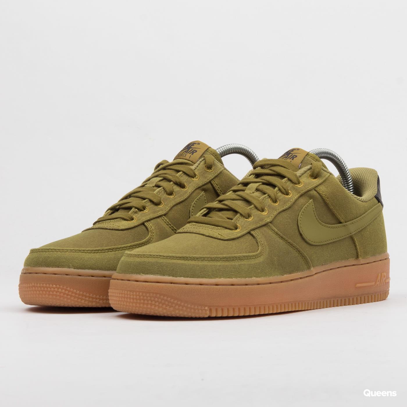 meet 274cf a09aa Sneakers Nike Air Force 1  07 LV8 Style (AQ0117-300)– Queens 💚