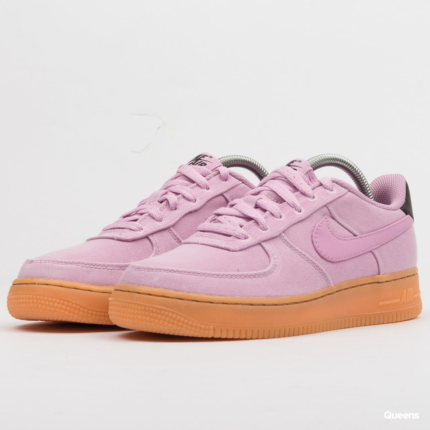 1c56654e01c21 Nike Air Force 1 LV8 Style (GS) lt arctic pink / lt arctic pink (AR0735-600)  – Queens 💚