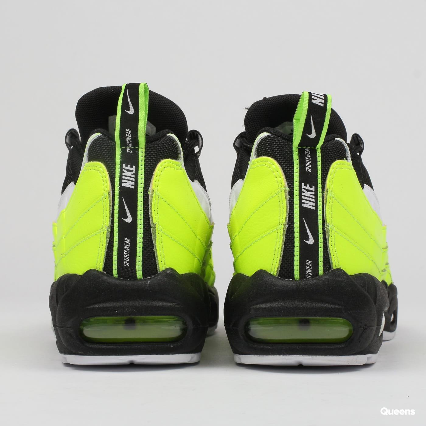 online store db178 810a5 Zoom in Zoom in Zoom in Zoom in Zoom in. Nike Air Max 95 Premium volt    black - volt glow