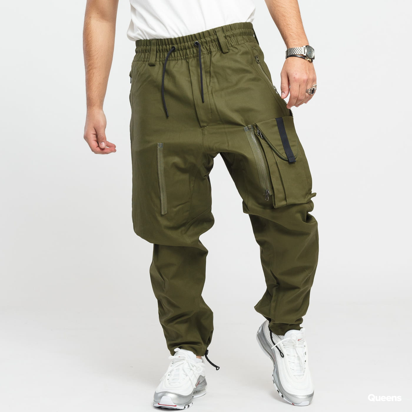 Track Pants Nike M Nrg Acg Cargo Pant Olive Aq3524 395