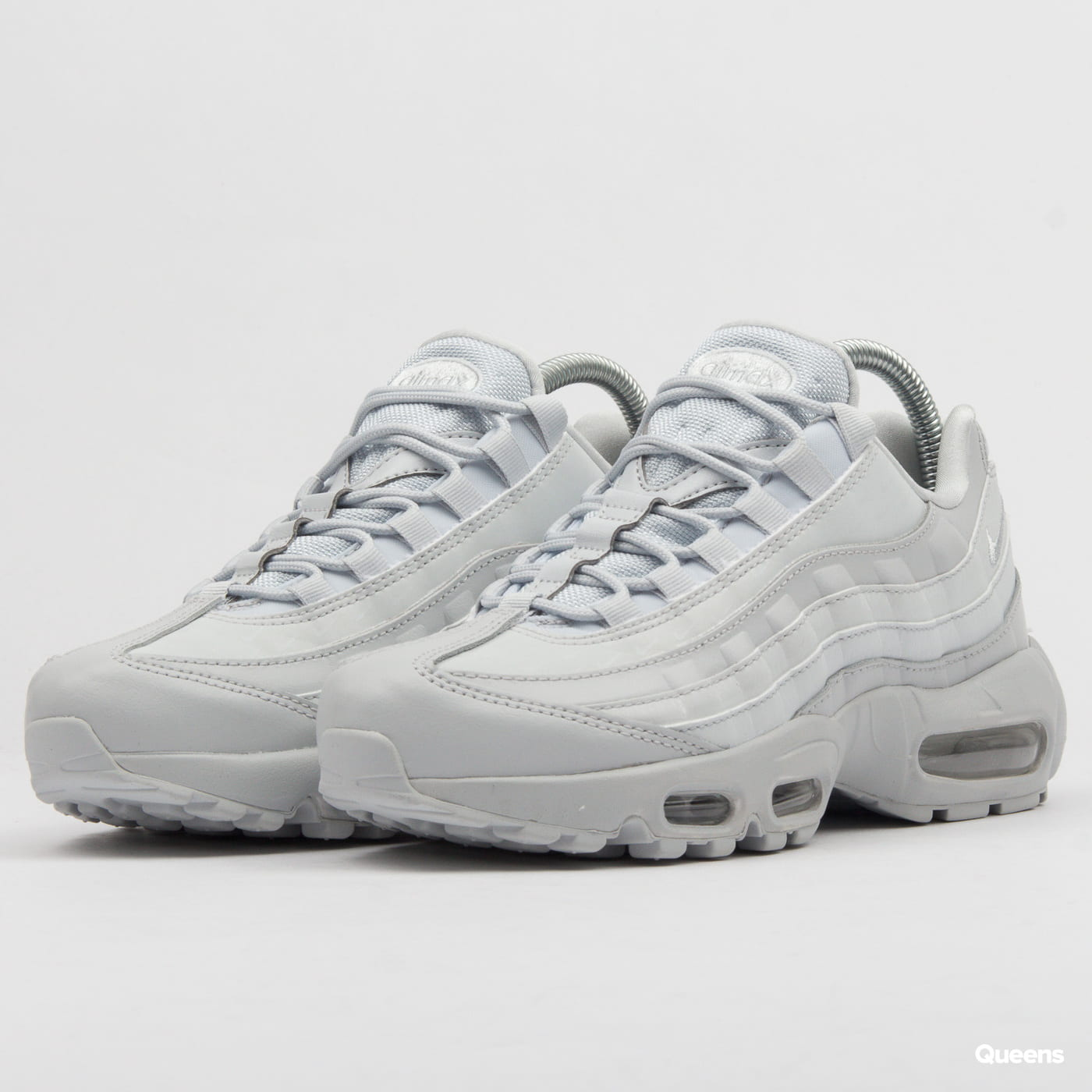 super popular 7d071 bf08a Nike WMNS Air Max 95 LX pure platinum / pure platinum