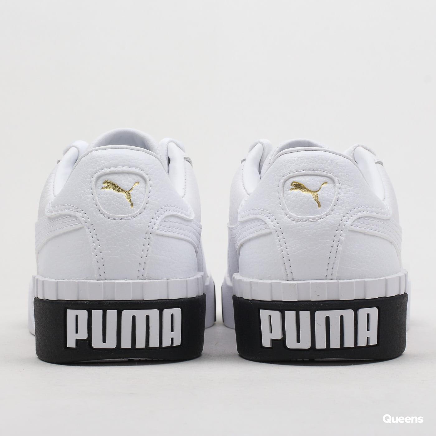Puma Cali Wn's puma white - puma black