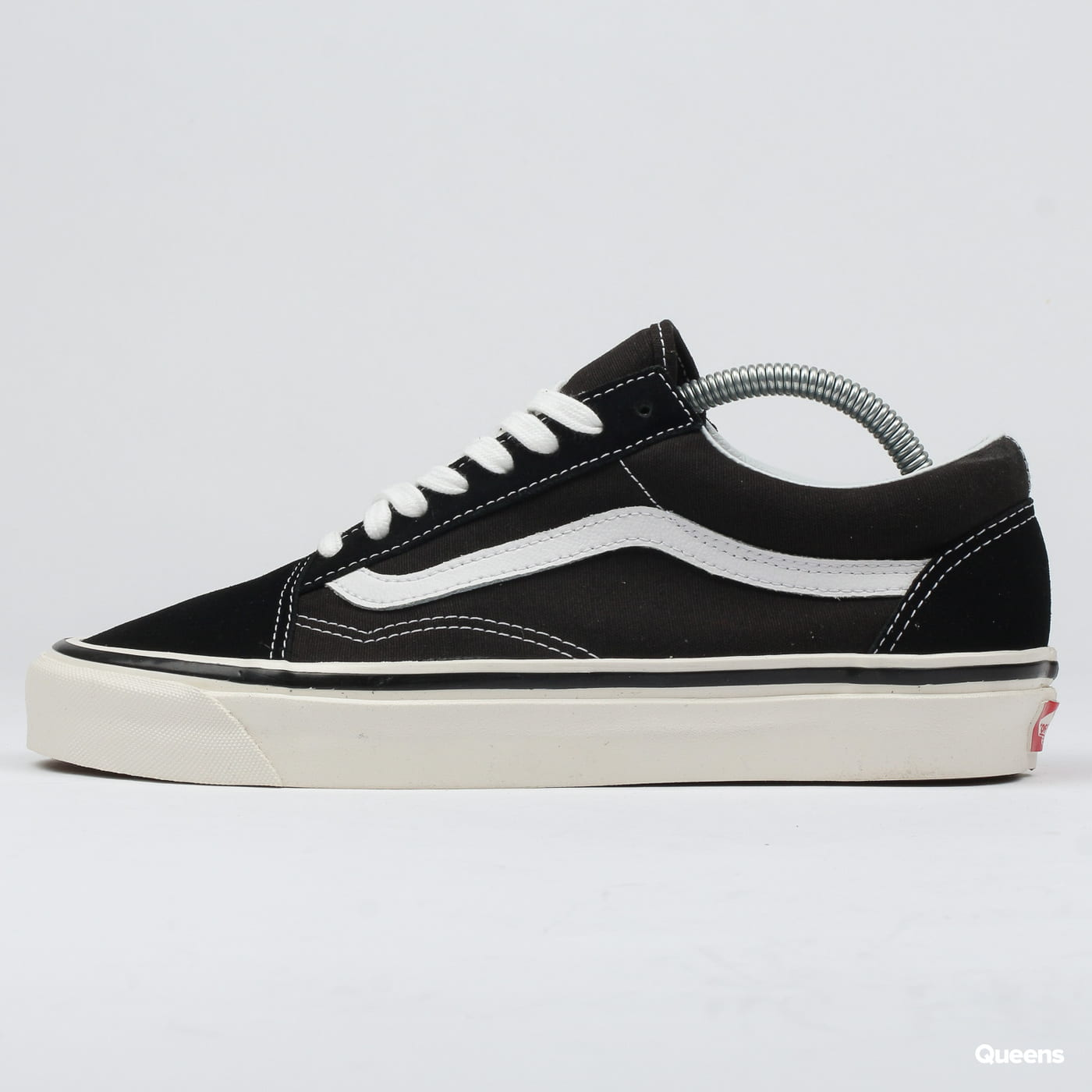 Vans Old Skool 36 DX (anaheim factory) blk / trwt