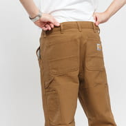 Carhartt WIP Double Knee Pant hamilton brown rinsed