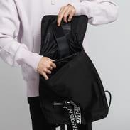 CONSIGNED Vance Backpack černý / bílý