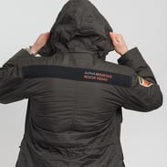 Alpha Industries Mountain All Weather Jacket tmavě šedá
