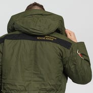 Alpha Industries Mountain All Weather Jacket olivová