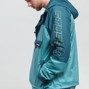 Stüssy Alpine Pullover tyrkysová / tmavě tyrkysová
