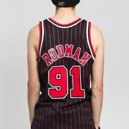 Mitchell & Ness NBA Swingman Jersey Chicago Bulls černý