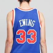 Mitchell & Ness NBA Swingman Jersey NY Knicks modrý