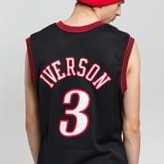 Mitchell & Ness NBA Swingman Jersey Philadelphia 76ers černý